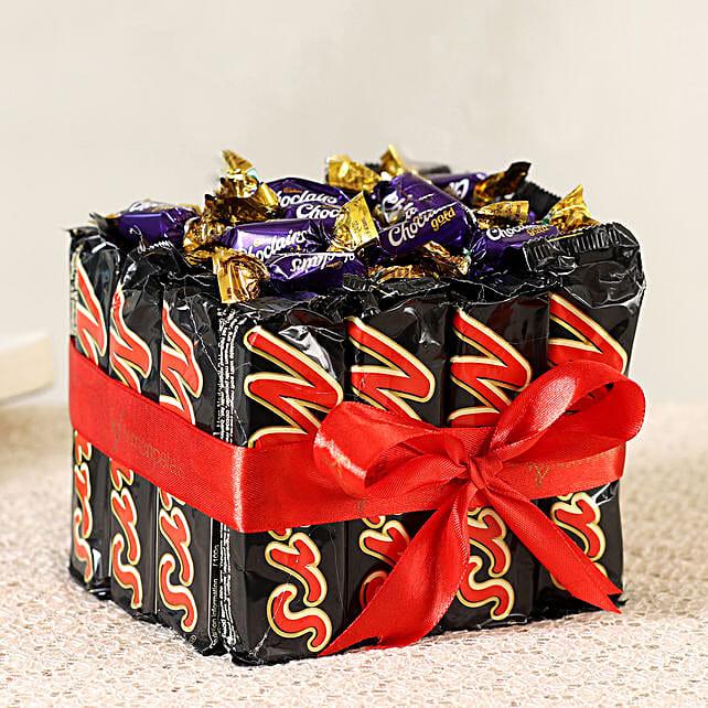 Chocolates & Eclairs Gift Set