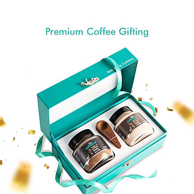 mCaffeine Be Date Ready Body Polishing Gift Kit