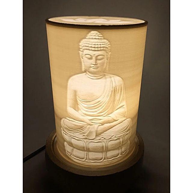 3D Printed Krishna Lamp Online