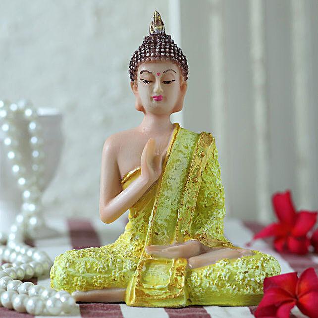 décor buddha idol