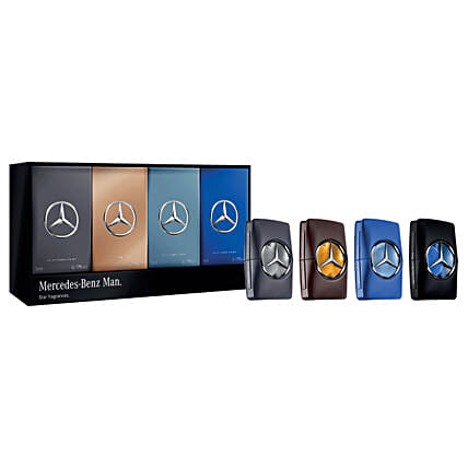 Benz Gift Set for Him:Perfumes