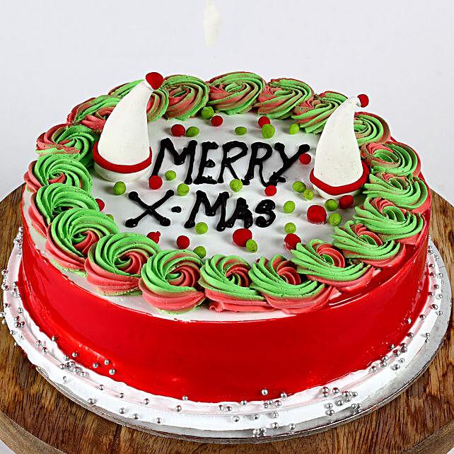 merry Christmas cake online