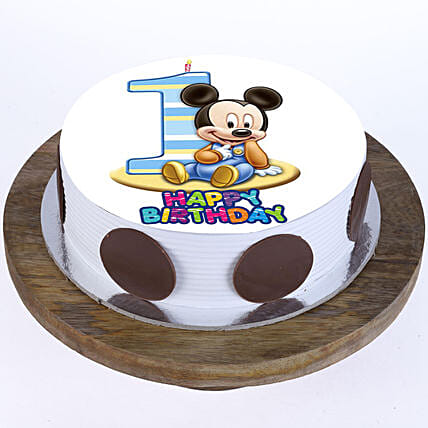 Best mickey mouse cake:Cartoon Cakes