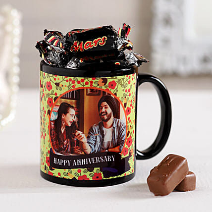 Snickers with Customised Mug