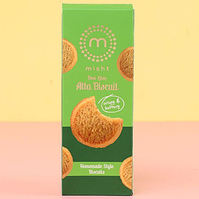 Misht Desi Ghee Atta Cookies