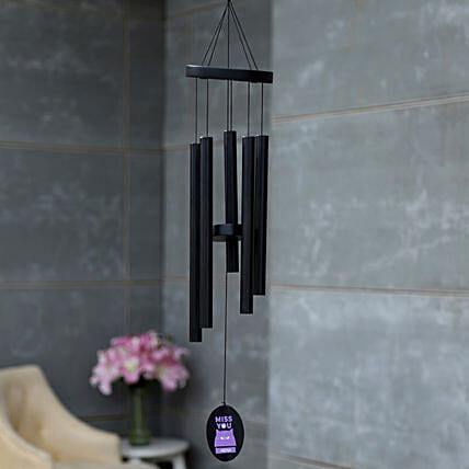 personalised wind chime online