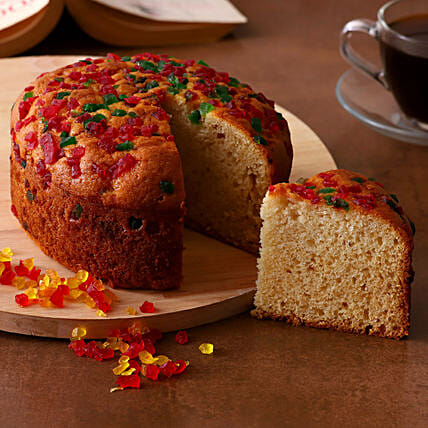 Mixed Fruit Dry Cake Online:Buy Dry Cakes