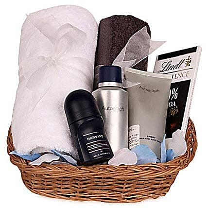 gift-hampers for him