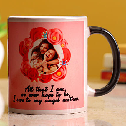 Mother Day Personalised Magic Mug Hand Delivery