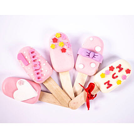 Mothers Day Cakesicles