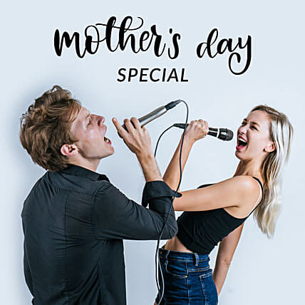 Mother's Day Special Songs on Video Call- Duet:Musician on Call for Mothers Day