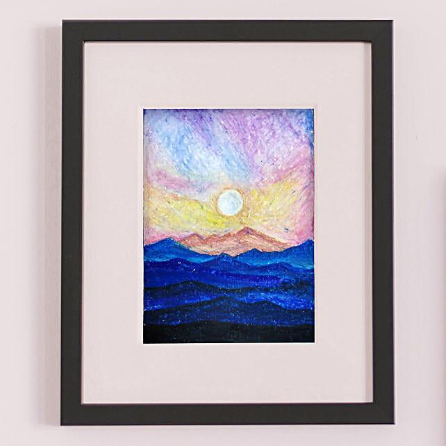 Mountain Sunrise Landscape Online