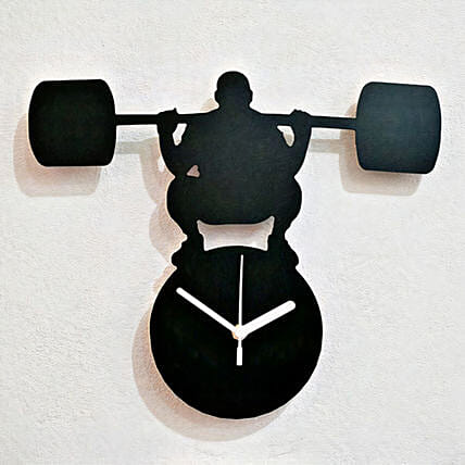 Wall Clock for Mr Universe