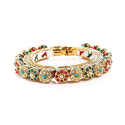 handcrafted bangle for her:Jewellery Gifts