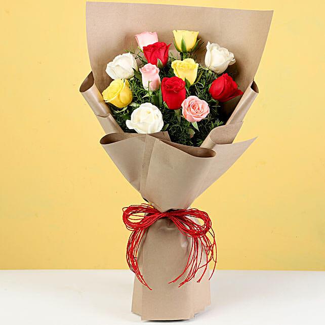 online roses bouquet