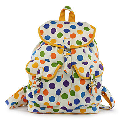 ladies backpack for bhabhi