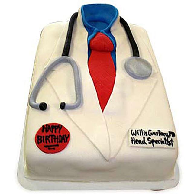 Mushy Doctor Cake 2kg