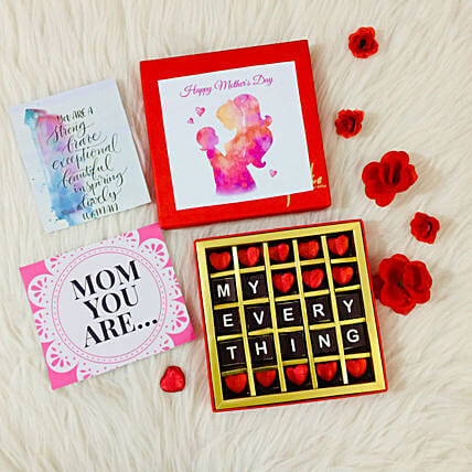 Photo Chocolate Box for Mother's Day Online