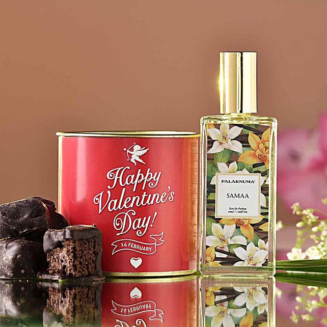Oil perfume hamper online