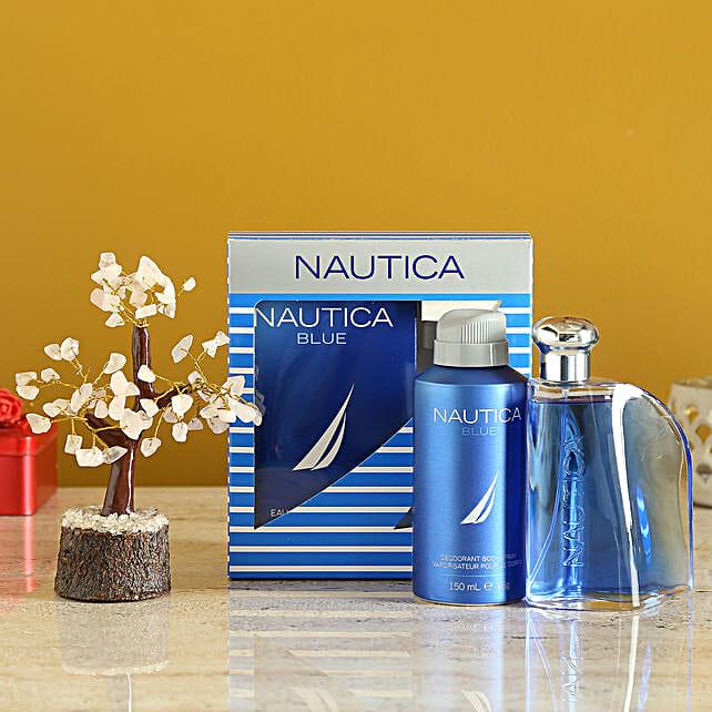 Buy Nautica Blue Set