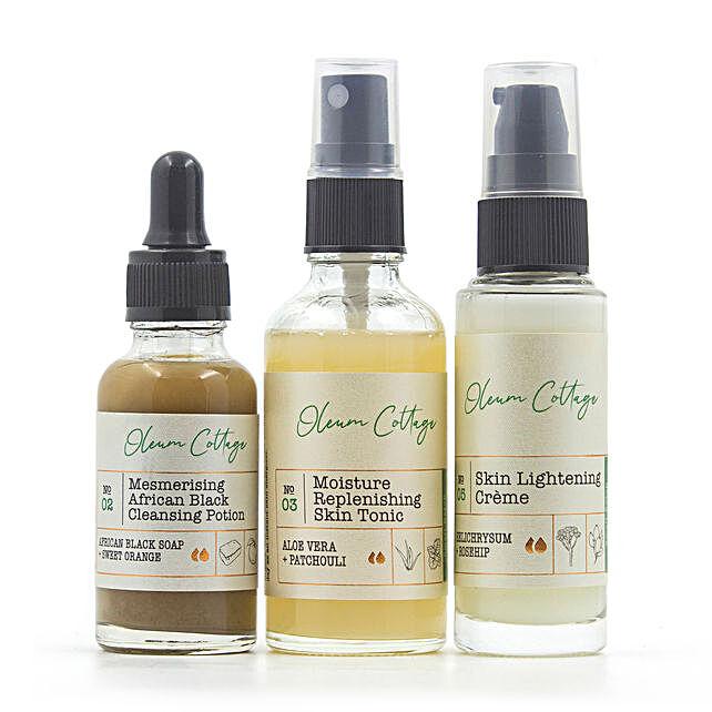 Oleum Cottage Refreshing Skin Care Hamper