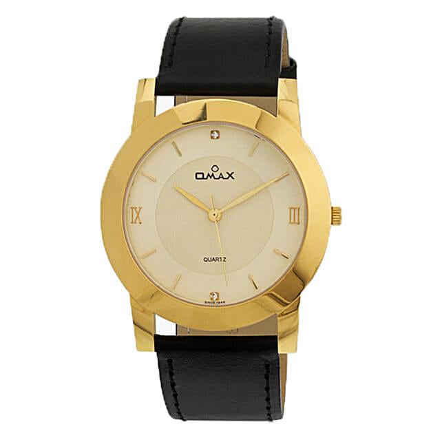 golden dial watch for men:Watches