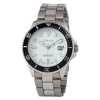 omax dial mens watch online
