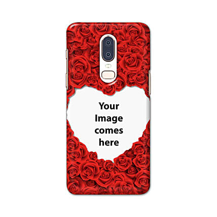 One Plus 6 Floral Phone Cover Online