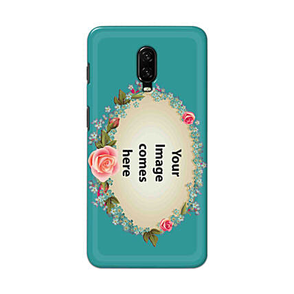 One Plus 6T Blue Mobile Cover Online