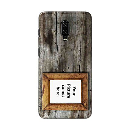 One Plus 6T Personalised Vintage Phone Case