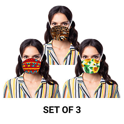 combo of 3 face mask online