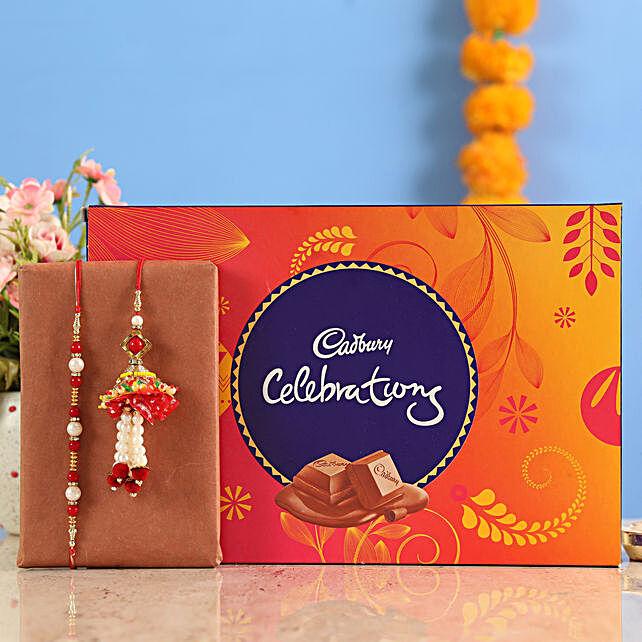 Online Rakhi And Celebrations Box