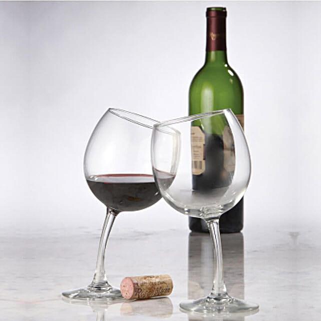 online classy wine glasses