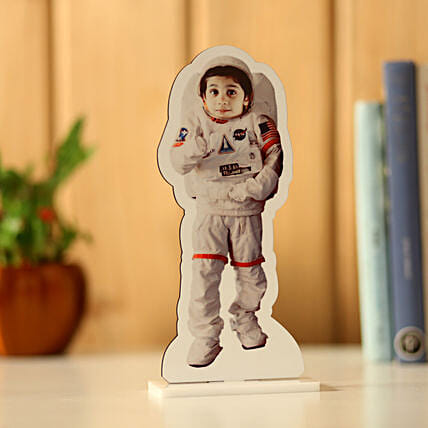 Online Personalised Astronaut Caricature