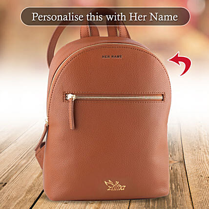 online personalised backpack