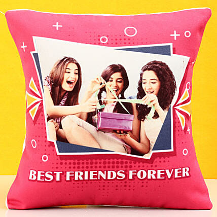 best printed cushion for friendship day:Friendship Day Gifts