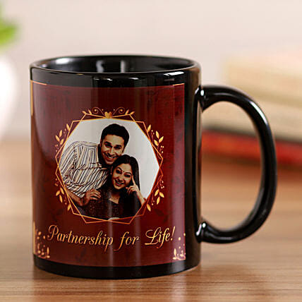 personalised mug for karwa chauth for him