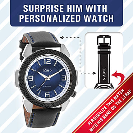 personalised watch for men:Mens Accessories