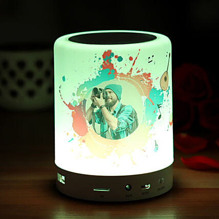 Personalised Bluetooth LED Speaker