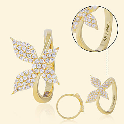 Butterfly Ring Online:Personalised Jewellery