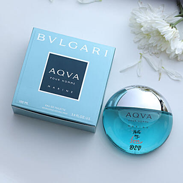personalised premium perfume online