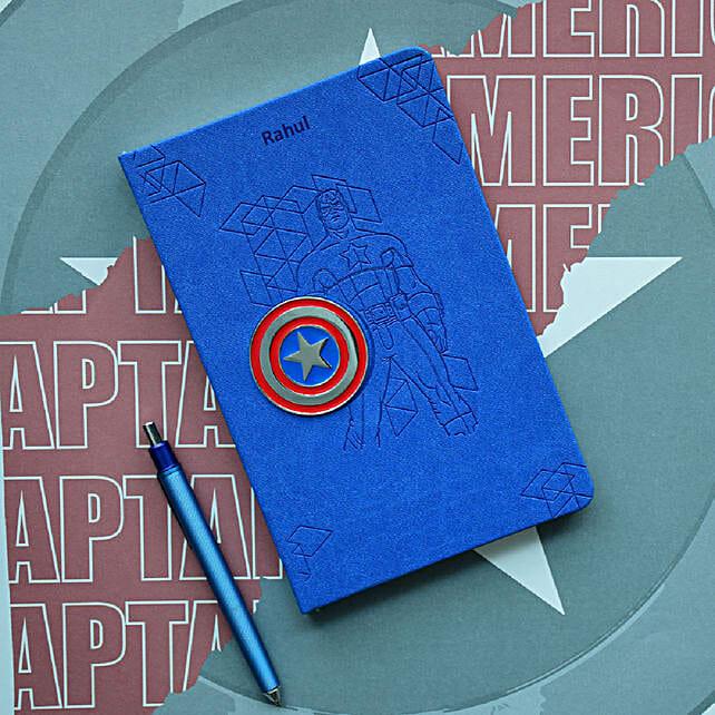 avenger notebook