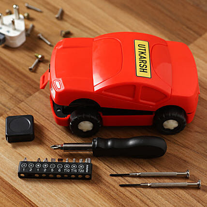 car shaped tool kit online