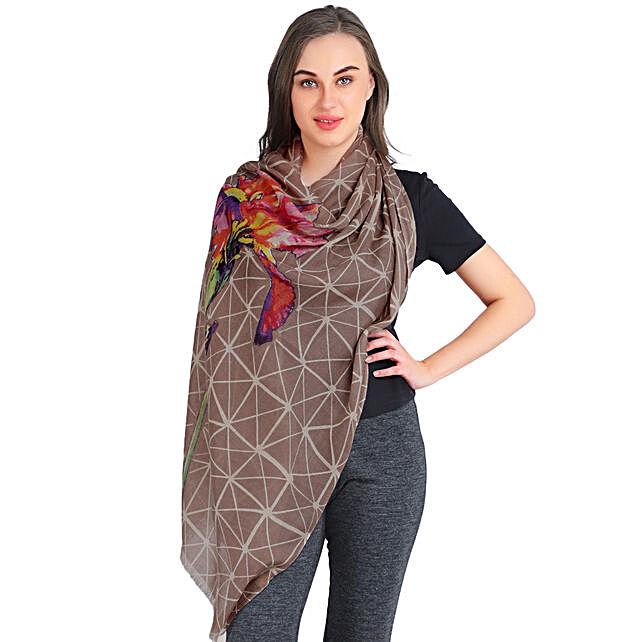 cashmere silk scarf online