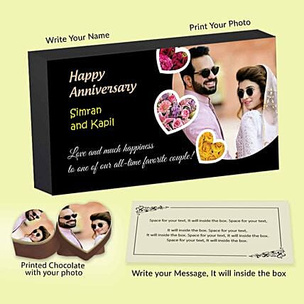 Personalised Chocolates For Couple:New Arrival Chocolates