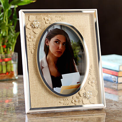 Personalised Classy Photo Frame:Thank You Photo Frames