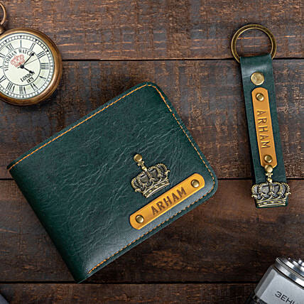 Buy Online Keychain And Wallet:Personalised Accessories