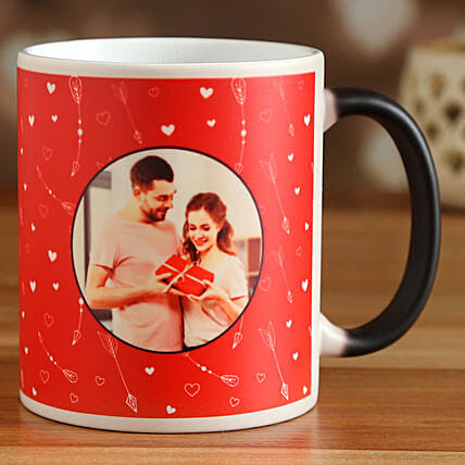personalised coffee mug for vday