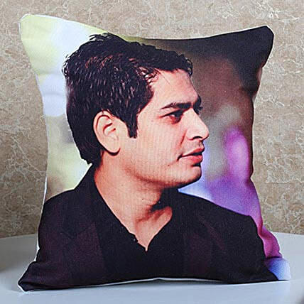Printed Cushion Online:Personalised Cushions for Bhai Dooj
