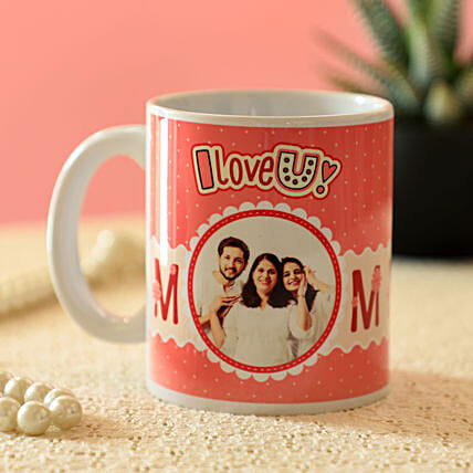 Online Personalised Mom Mug